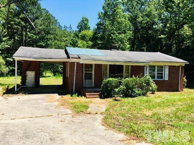 6686 N Nc 15 Highway, Oxford, NC 27565 (#2391285) :: Triangle Just Listed