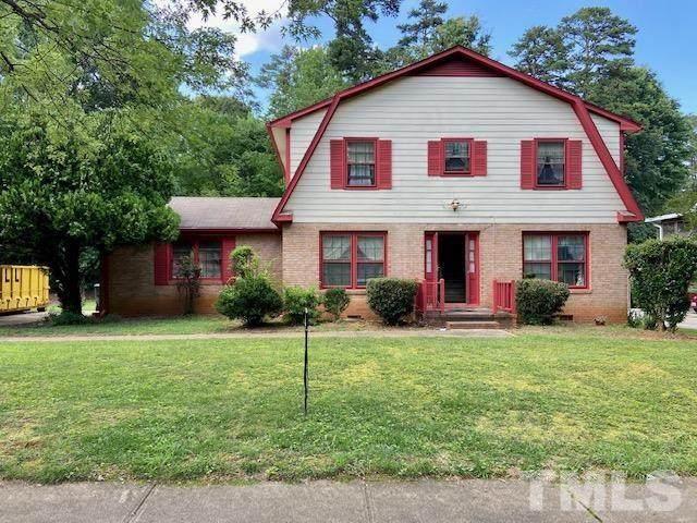 4708 Kaplan Drive, Raleigh, NC 27606 (#2391286) :: Dogwood Properties