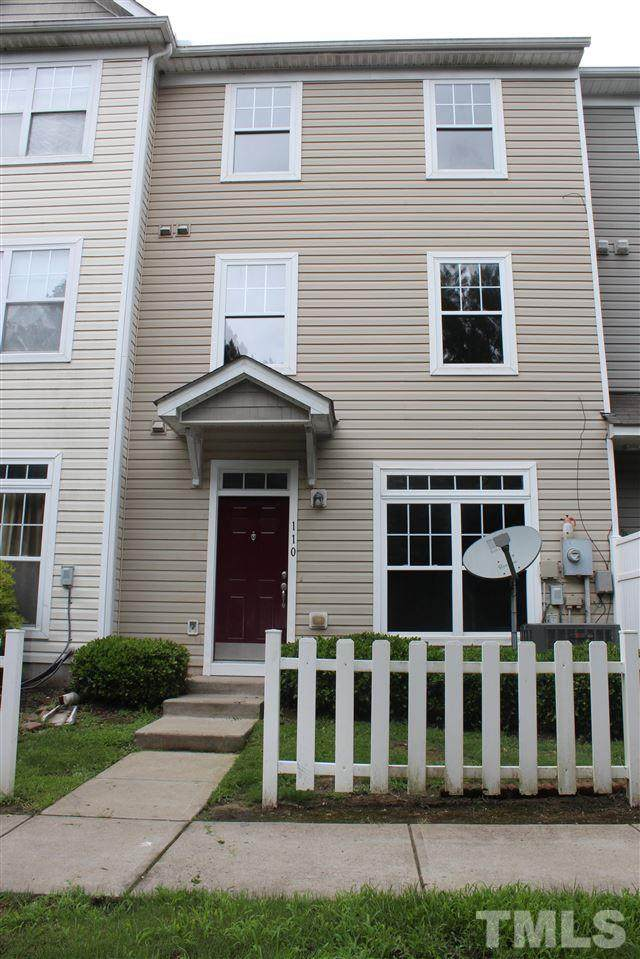 350 Gilman Lane #110, Raleigh, NC 27610 (#2392290) :: RE/MAX Real Estate Service