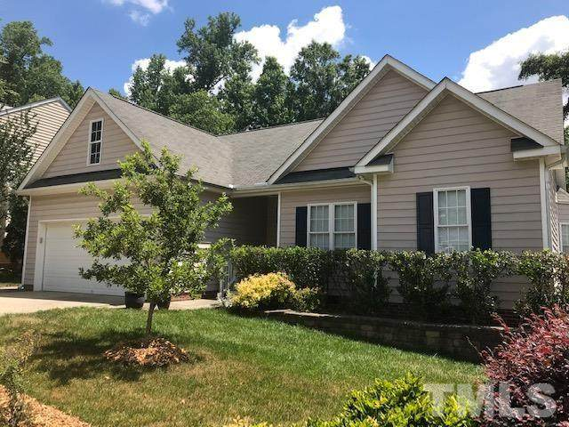 205 Chapel Valley Lane, Apex, NC 27502 (#2392336) :: The Perry Group
