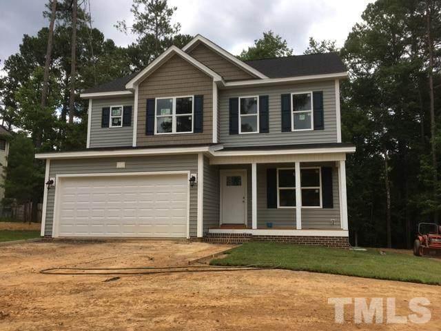 301 Hemlock Hills Drive, Sanford, NC 27330 (#2392696) :: Real Estate By Design