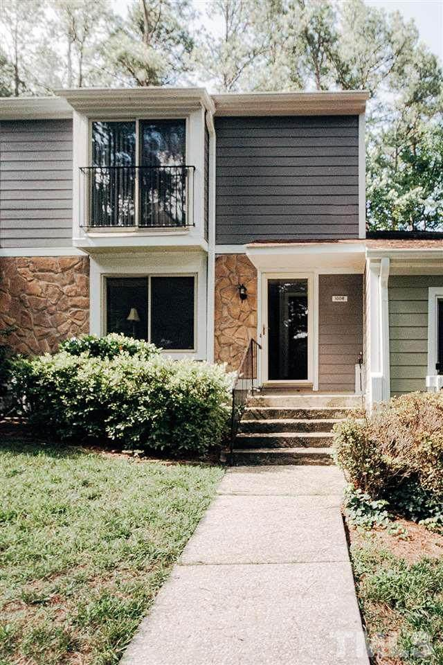 1006 North Bend Drive, Raleigh, NC 27609 (#2393039) :: The Jim Allen Group