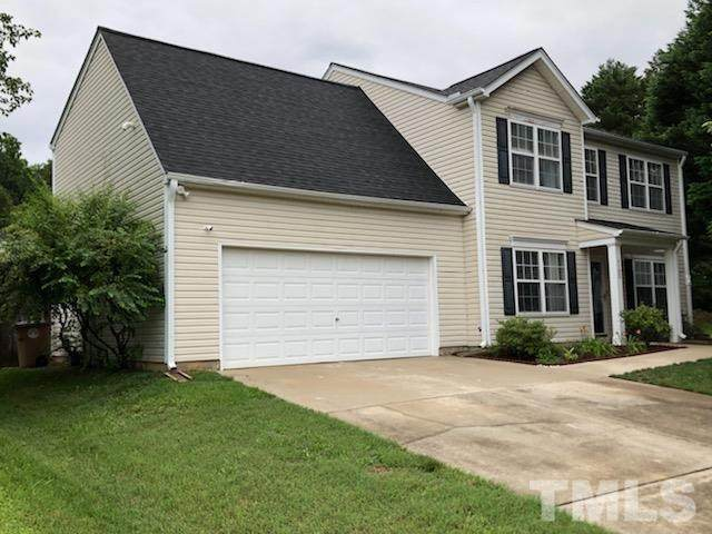 1105 Purisima Court, Wake Forest, NC 27587 (#2393447) :: The Perry Group