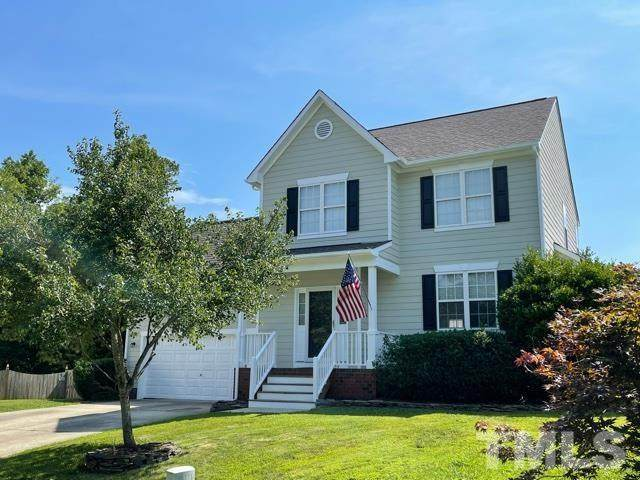 1002 Sophomore Court, Durham, NC 27713 (#2394590) :: Realty One Group Greener Side