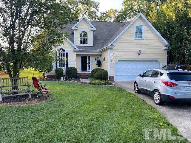 1008 Turnberry Lane, Clayton, NC 27520 (#2395334) :: The Perry Group