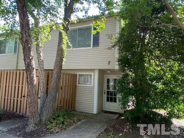 220 Elizabeth Street F-1, Chapel Hill, NC 27514 (#2395354) :: Realty One Group Greener Side