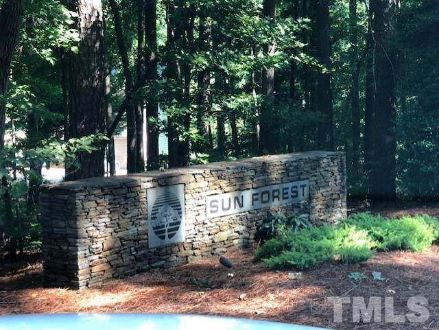 550 Sun Forest Way, Chapel Hill, NC 27517 (#2395555) :: Realty One Group Greener Side