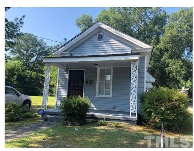 1300 E Carolina Street, Wilson, NC 27893 (#2396216) :: Scott Korbin Team