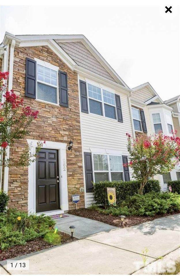1304 Cozart Street #262, Durham, NC 27704 (MLS #2396891) :: On Point Realty