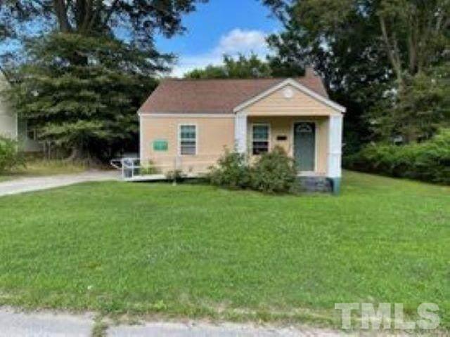 1018 Lehman Street, Henderson, NC 27536 (#2397374) :: Realty One Group Greener Side