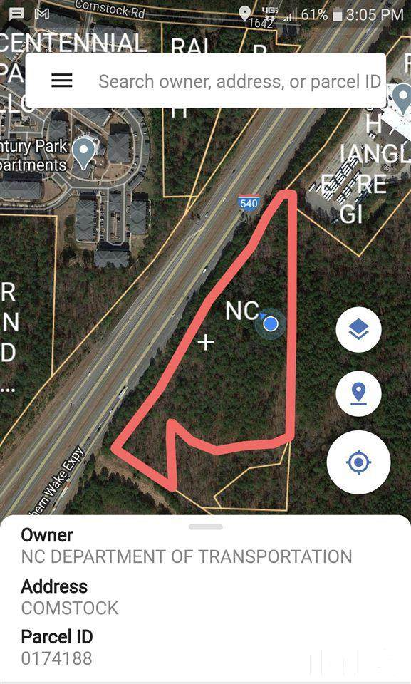 0 Comstock Road, Morrisville, NC 27560 (#2399183) :: Choice Residential Real Estate