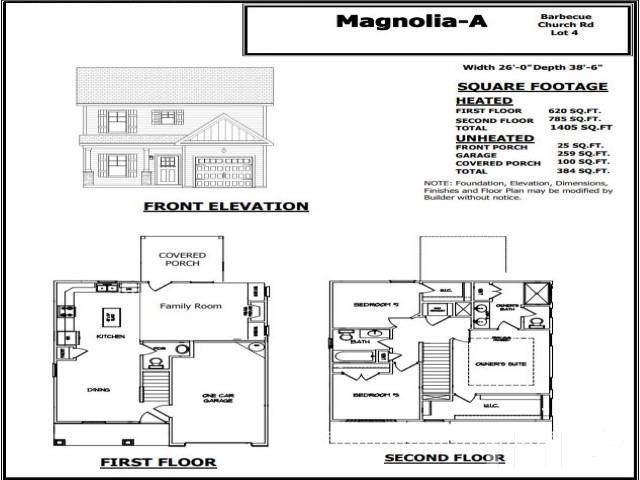 4934 Barbecue Church Road, Sanford, NC 27332 (#2399741) :: Dogwood Properties