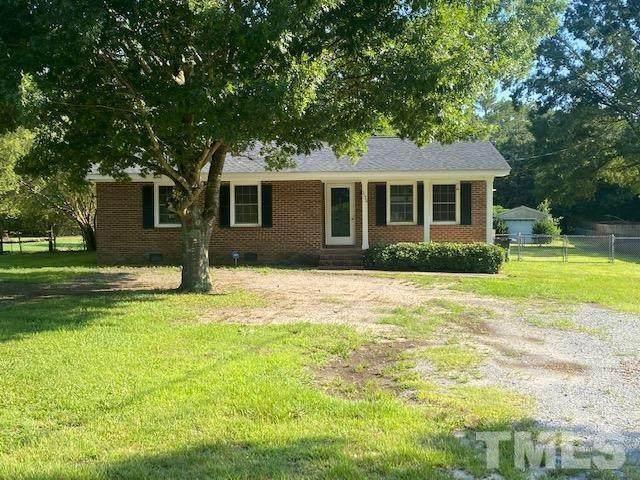 3126 Brick Mill Road, Lillington, NC 27546 (#2399761) :: Dogwood Properties