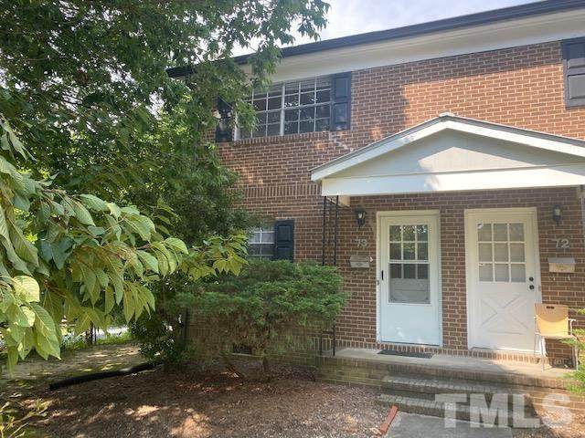400 Davie Road #73, Carrboro, NC 27510 (#2399824) :: The Perry Group