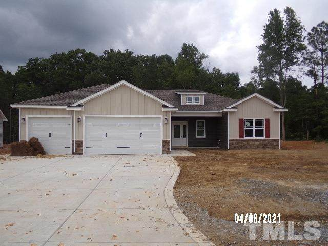 160 Oakhaven Drive, Holly Springs, NC 27540 (#2399856) :: Marti Hampton Team brokered by eXp Realty