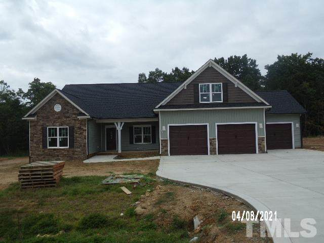 218 Oakhaven Drive, Holly Springs, NC 27540 (#2399860) :: The Jim Allen Group