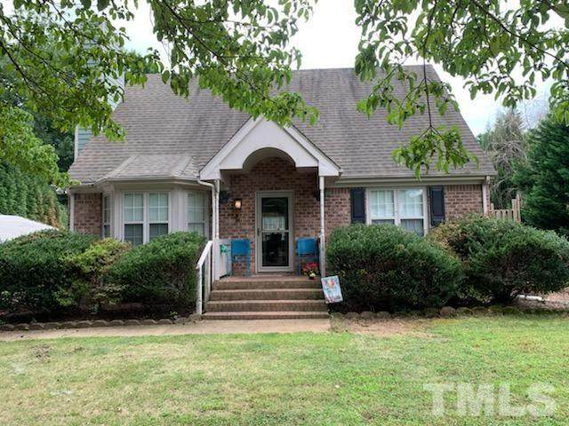 116 New Castle Court, Youngsville, NC 27596 (#2399879) :: The Perry Group