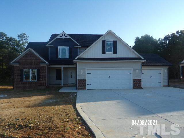 238 Oakhaven Drive, Holly Springs, NC 27540 (#2399939) :: The Jim Allen Group