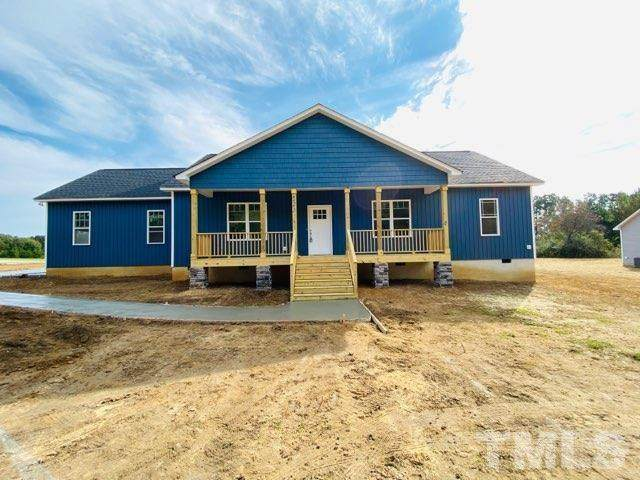 9506 S Beaver Creek Way Lot 16, Middlesex, NC 27557 (#2400178) :: The Helbert Team