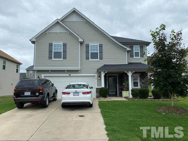 96 Green Willows Drive, Clayton, NC 27527 (#2400535) :: Dogwood Properties
