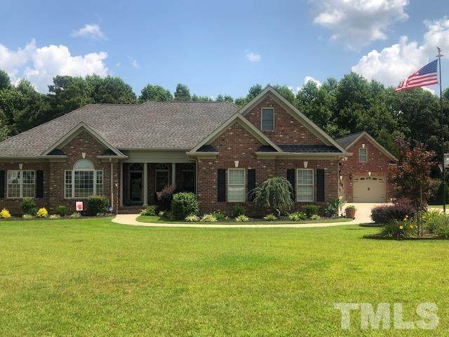 275 Green Forest Circle, Dunn, NC 28334 (#2400686) :: Marti Hampton Team brokered by eXp Realty