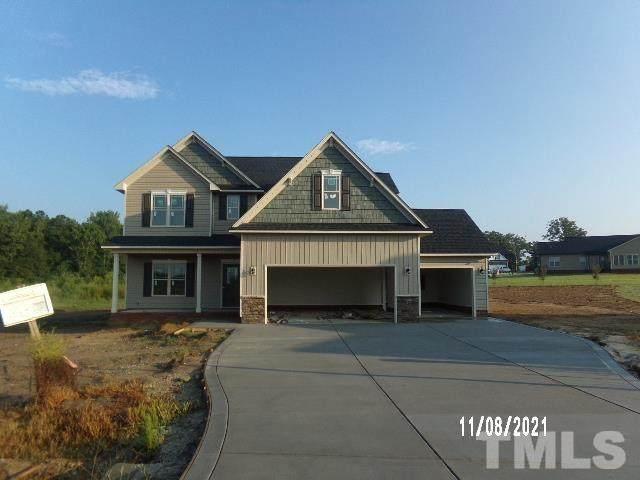 154 Heath Drive, Lillington, NC 27546 (#2401281) :: Raleigh Cary Realty