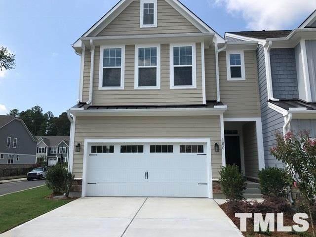 100 Secret Grove Lane, Holly Springs, NC 27540 (#2401920) :: Steve Gunter Team