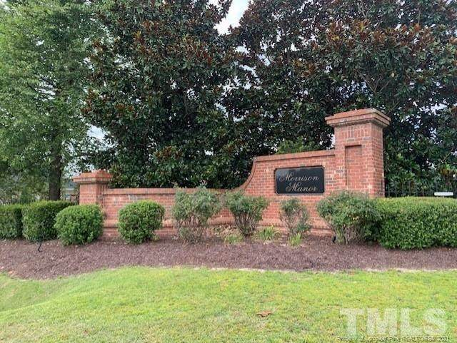 238 W Paige Wynd Drive, Angier, NC 27501 (MLS #2402240) :: The Oceanaire Realty