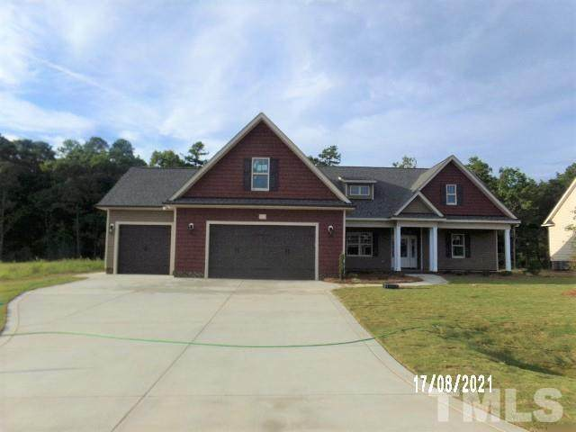 256 Oakhaven Drive, Holly Springs, NC 27540 (#2402303) :: The Jim Allen Group