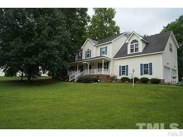 689 Old Evans Road, Garner, NC 27520 (#2403391) :: The Beth Hines Team