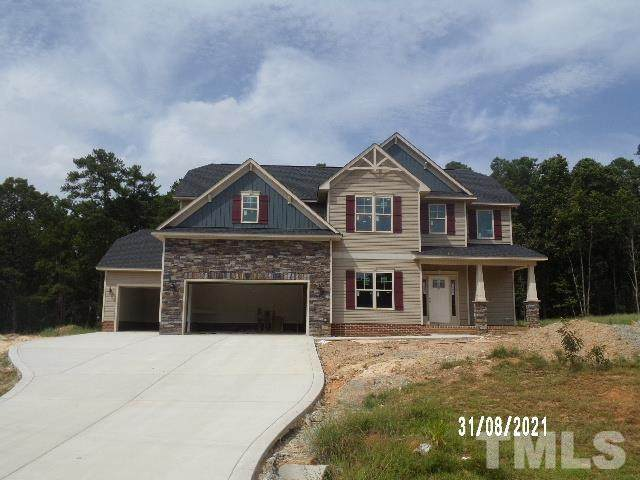 332 Oakhaven Drive, Holly Springs, NC 27540 (#2405125) :: The Jim Allen Group