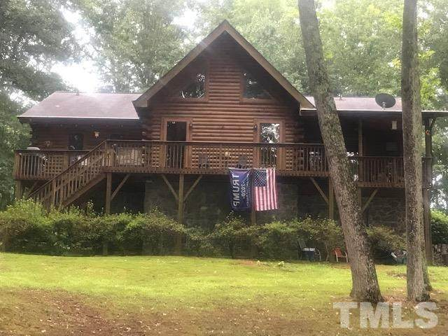 592 Fishermans Point Road, Roxboro, NC 27574 (MLS #2405226) :: The Oceanaire Realty