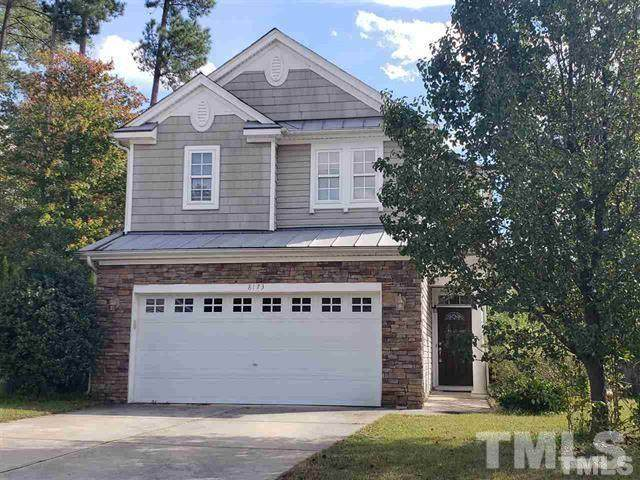 8173 Cohosh Court, Raleigh, NC 27616 (#2406809) :: Dogwood Properties