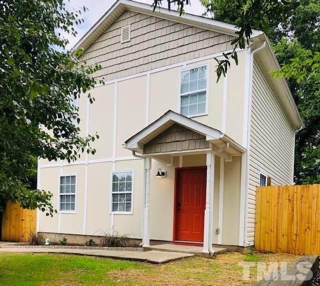 1008 Fairview Street, Durham, NC 27707 (#2407626) :: The Helbert Team