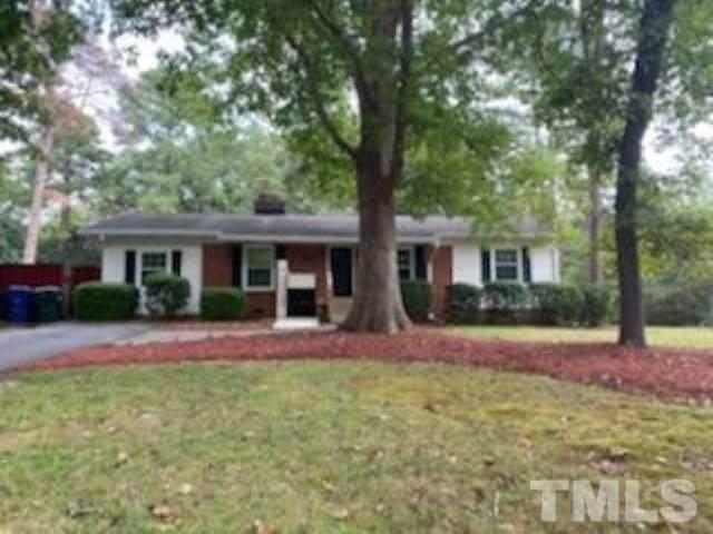827 Merrie Road, Raleigh, NC 27606 (#2408527) :: The Beth Hines Team