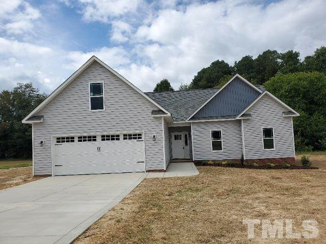 91 Goose Creek Circle, Dunn, NC 28334 (#2408595) :: The Helbert Team