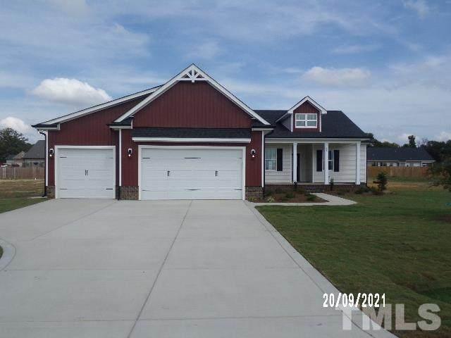 88 Heath Drive, Lillington, NC 27546 (#2408888) :: The Results Team, LLC