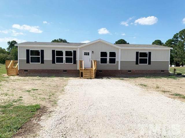 210 Green Pasture Road, Four Oaks, NC 27524 (#2408955) :: Scott Korbin Team