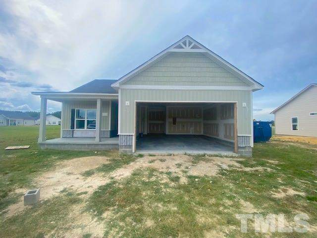 207 Shepherds Field Drive, Pikeville, NC 27863 (#2409023) :: Marti Hampton Team brokered by eXp Realty