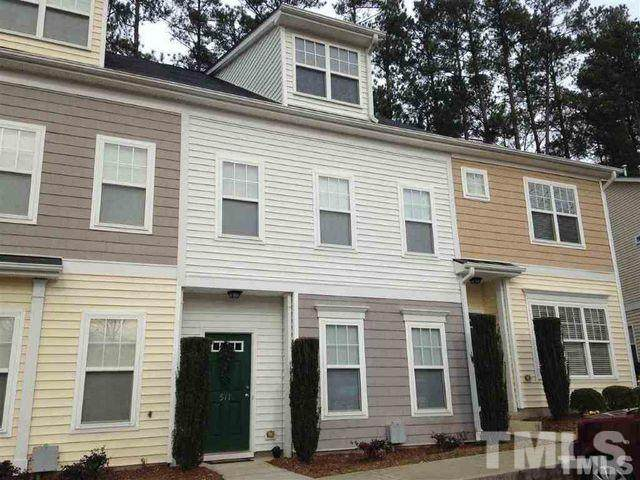 511 Elm Avenue, Wake Forest, NC 27587 (#2410118) :: Bright Ideas Realty