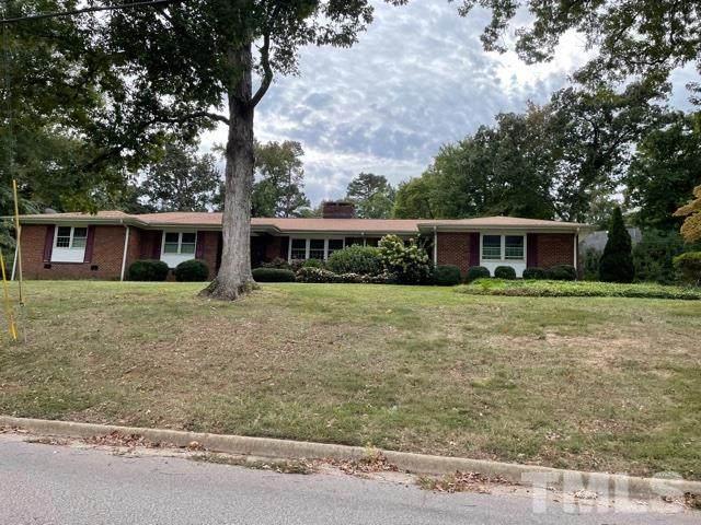1221 Dixie Trail, Raleigh, NC 27607 (#2412446) :: Steve Gunter Team