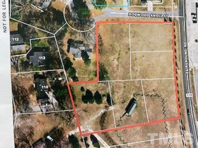 Fairground Road, Dunn, NC 28334 (#2412703) :: The Perry Group