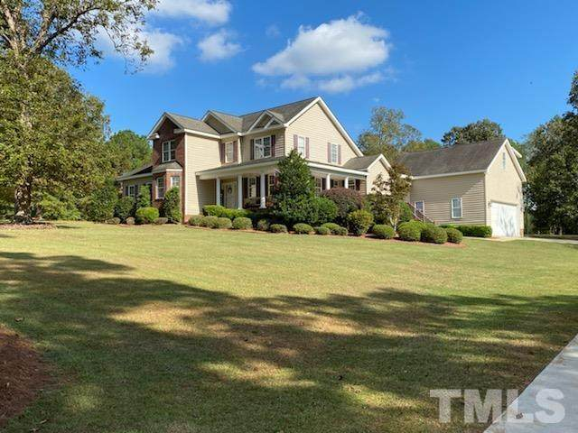 123 Olivers Grove Road, Four Oaks, NC 27524 (#2413755) :: The Beth Hines Team