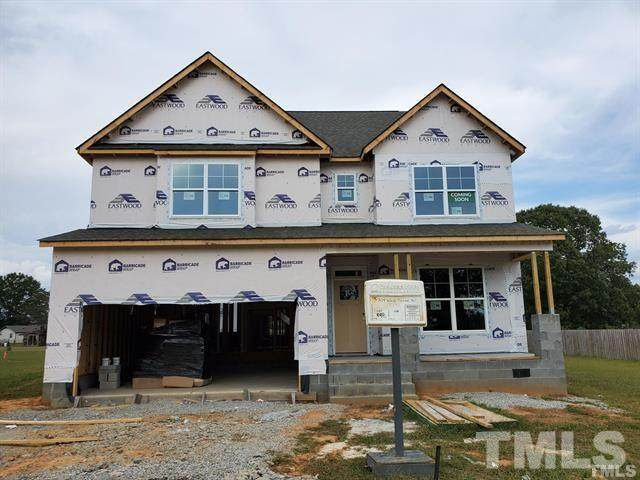 1314 White Spruce Drive, Willow Spring(s), NC 27587 (#2413972) :: Log Pond Realty