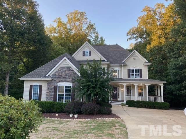 3804 Wesley Ridge Drive, Apex, NC 27539 (MLS #2414326) :: EXIT Realty Preferred