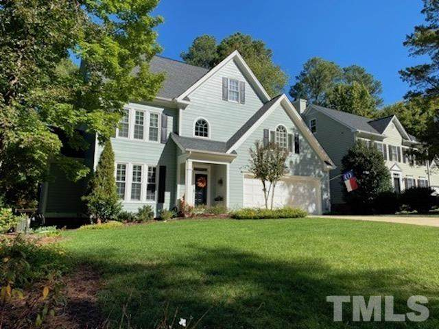 110 Bell Vista Drive, Cary, NC 27513 (#2414547) :: Triangle Top Choice Realty, LLC