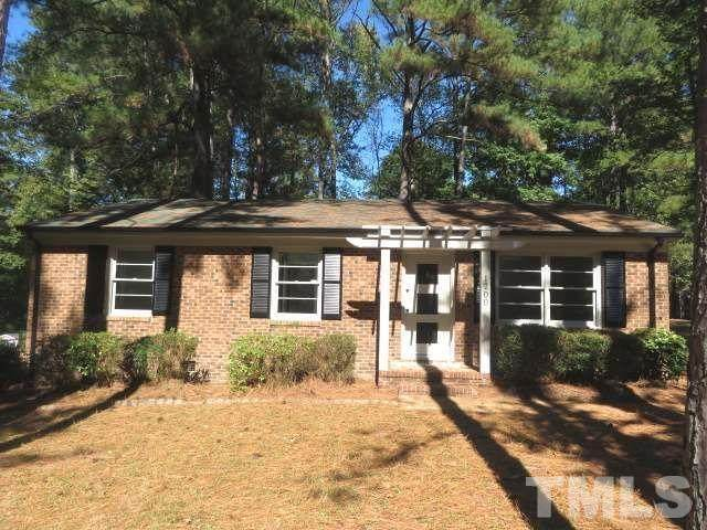 1700 Woodland Road, Garner, NC 27529 (#2414630) :: Real Estate By Design