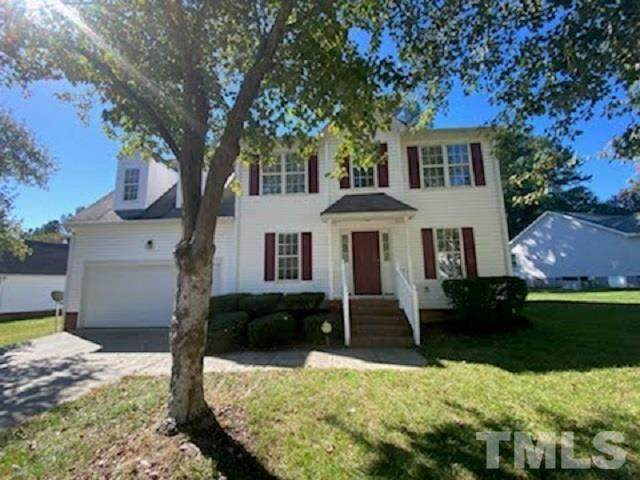 1711 Mystic Drive, Durham, NC 27712 (MLS #2414640) :: The Oceanaire Realty