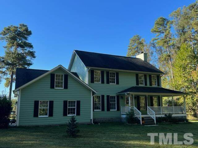 3010 Blueberry Lane, Chapel Hill, NC 27516 (MLS #2414694) :: The Oceanaire Realty