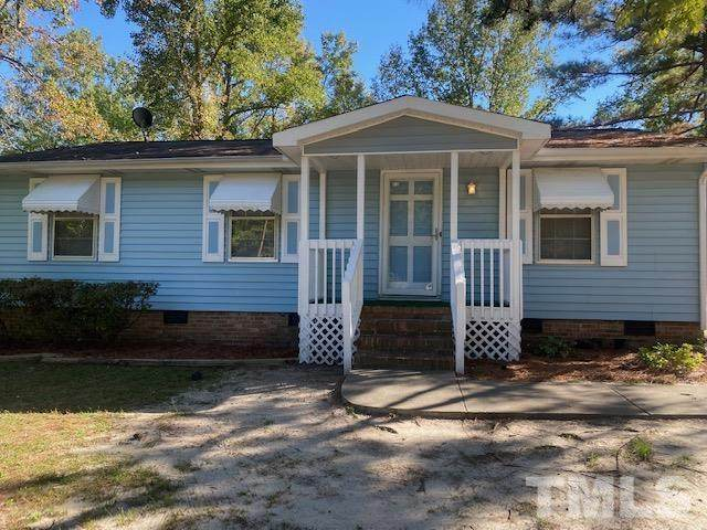 145 W Barbee Street, Zebulon, NC 27597 (#2414941) :: Real Estate By Design